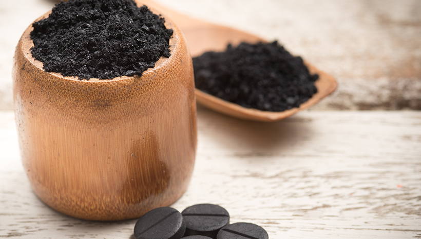 Activated Charcoal In Your Natural Medicine Cabinet