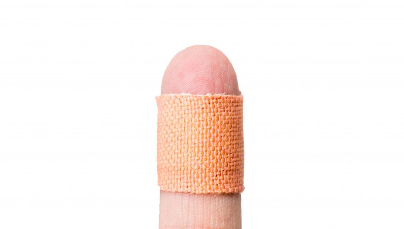 BodyTalk: What's Under the Band-Aid?
